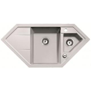 Granitové Dřezy Rohové Praktické Designové A Vysoce Odolné